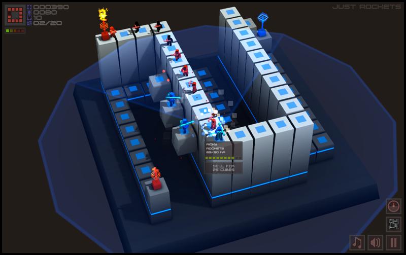 ������� ���� ������ � ������ ������� Cubemen �� PC